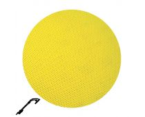 "Refina ELS225 60 Grit 9"" Multi-Hole Disc, Velcro, For Paint & Plaster Sanding - 300711P60"