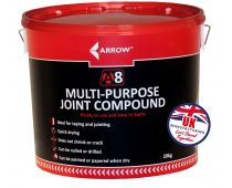 Arrow Multi-Purpose Joint Compound 1 Pallet - 24 Buckets