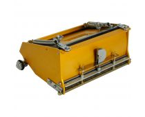 "TapeTech 7"" EasyClean Finishing Box with EasyRoll Wheels - EZ07TT"