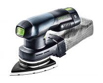 Festool Cordless Delta Sander DTSC 400 Li 3,1 I-Set - 575705