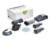 Festool Cordless Eccentric Sander ETSC 125 Li 3,1 I-Plus - 575713