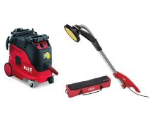 Flex Giraffe Sander GE 7 + MH-O 110V Plus Flex M-Class Safety Vacuum Cleaner VCE 33 M AC 110V - 481.335K