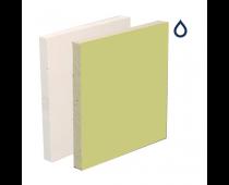 British Gypsum Glasroc H Tilebacker Board 12.5mm Square Edge 3000mm x 1200mm (Qty 32 Boards) – 27691/0
