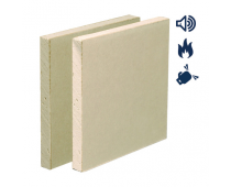 British Gypsum Gyproc Duraline Plasterboard Tapered Edge 2400mm x 1200mm x 15mm – 27474/9