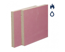 British Gypsum Gyproc Fireline MR Plasterboard 15.0mm Tapered Edge 3000mm x 1200mm – 01861/9