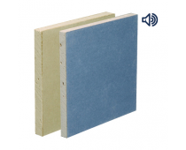 British Gypsum Gyproc Soundbloc Plasterboard 15mm Tapered Edge 2400mm x 1200mm –27268/4