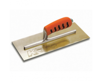 Kraft Tool Finishing Trowels Golden Stainless Steel