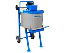 Refina RMX120 110V Heavy Duty Resin & Aggregate S/S Mixer - 7001501